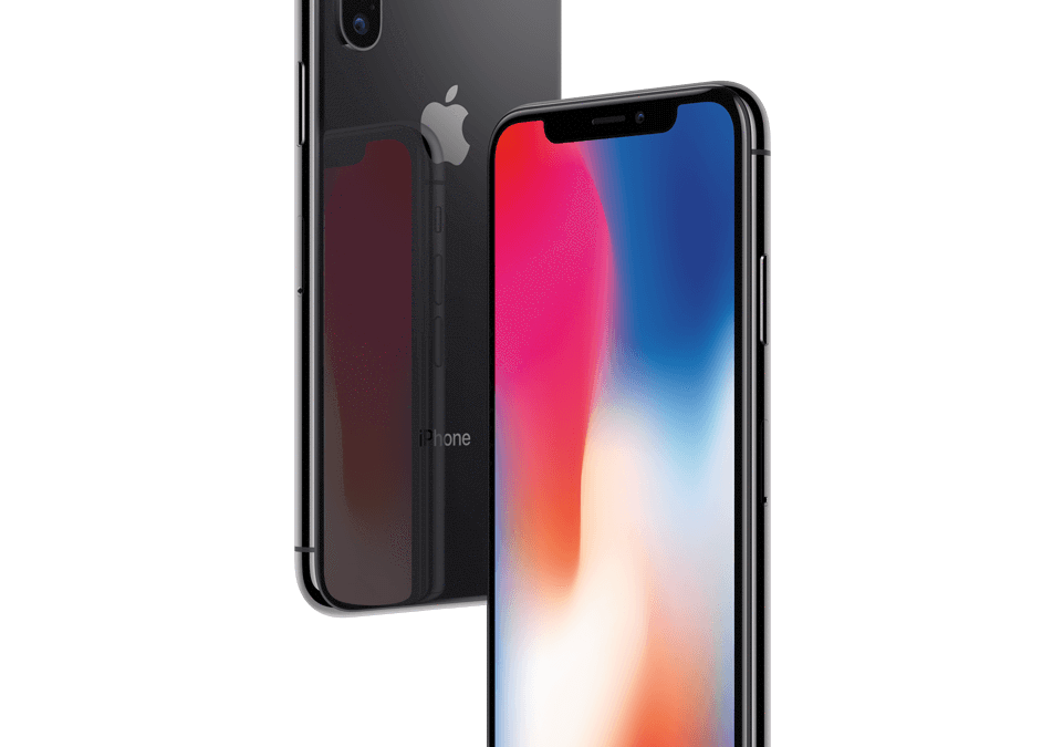 Programme de remplacement du module écran de l'iPhone X pour les problèmes tactiles