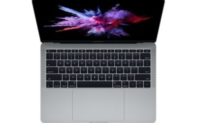 Programme de qualité du SSD des MacBook Pro 13″ sans Touch Bar
