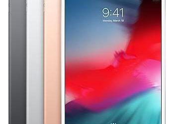 iPad Air (3e génération) – Programme de réparation pour problème d'écran noir