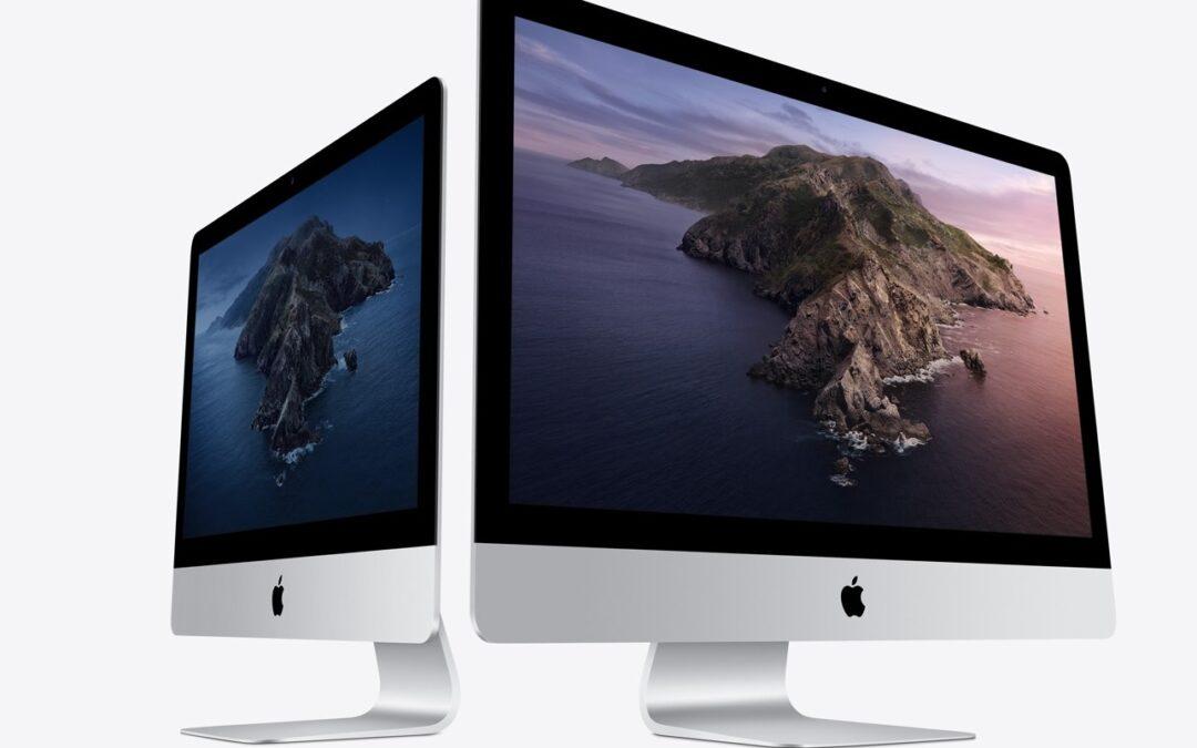 iMac 2020 – Le tout‑en‑un à tout faire.